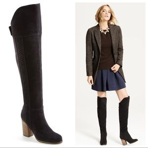 DV by Dolce Vita Myer Over the Knee Suede Boot 5